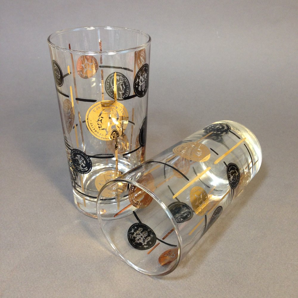 Coin Glasses