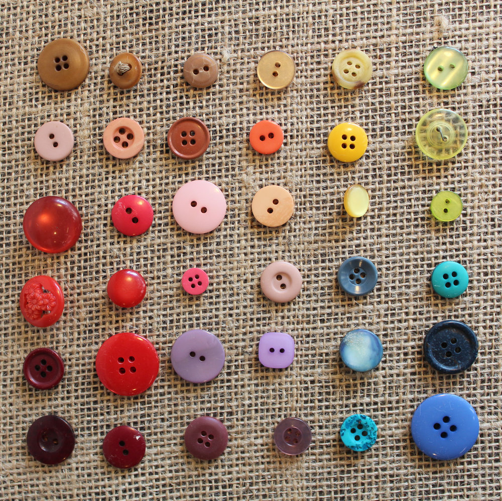 Vintage Buttons galore!