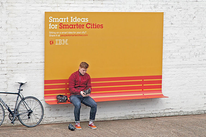 Sitting on a smart Idea for your city ?