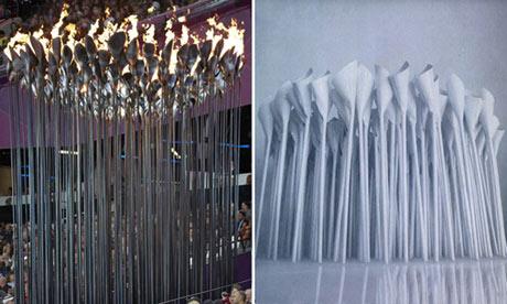 Thomas Heatherwick to the left - Atopia to the right