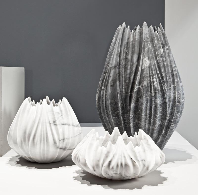Zaha's Tau vases