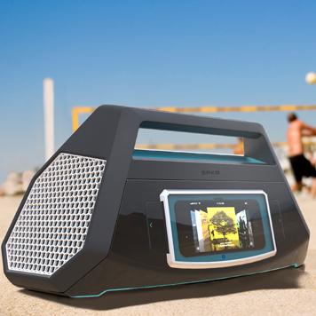 SPKR Portable Speaker