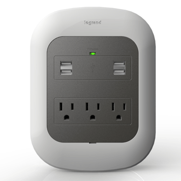 Legrand USB Charging Station