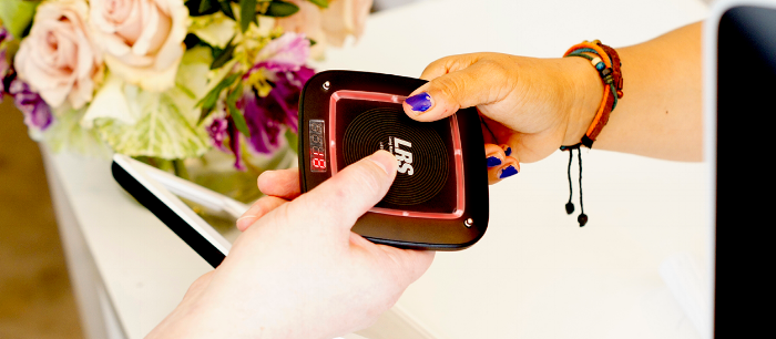 "The pager is the physical connection point - the handshake - that tells the client ""We've got you."""