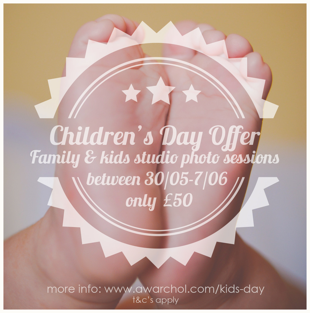kids day offer