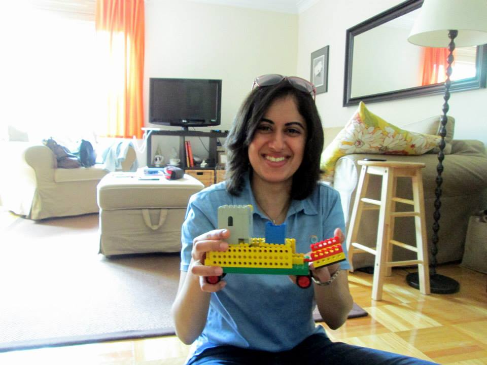 With the FlexBox Prototype - who says Lego is just for kids? :P