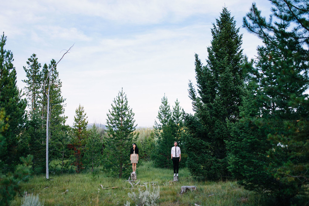 Matt + Ashley | Lincoln, Montana -- Votive Photography ➳ www.votivephotography.com