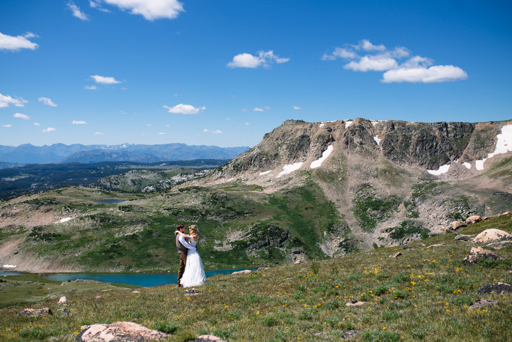 ABSAROKA-BEARTOOTH ELOPEMENT ➳ ELLE & CODY