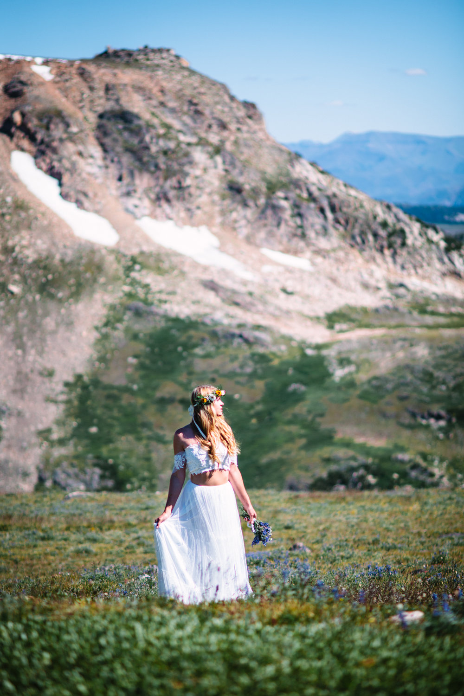 Absaroka Beartooth Wyoming Wedding Photographer