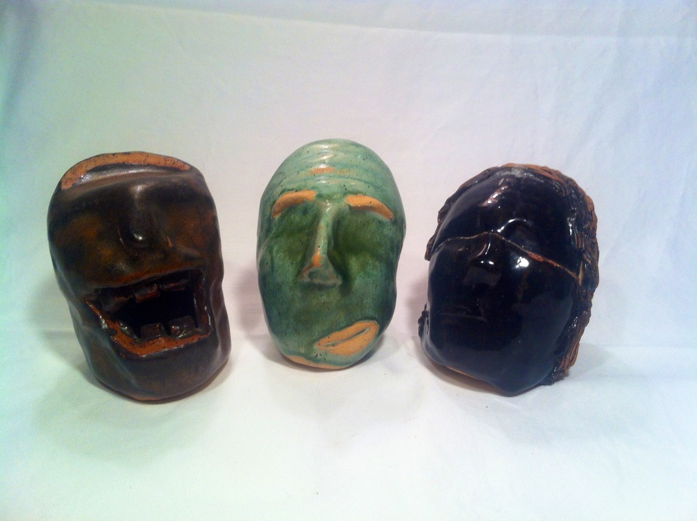 3 Heads