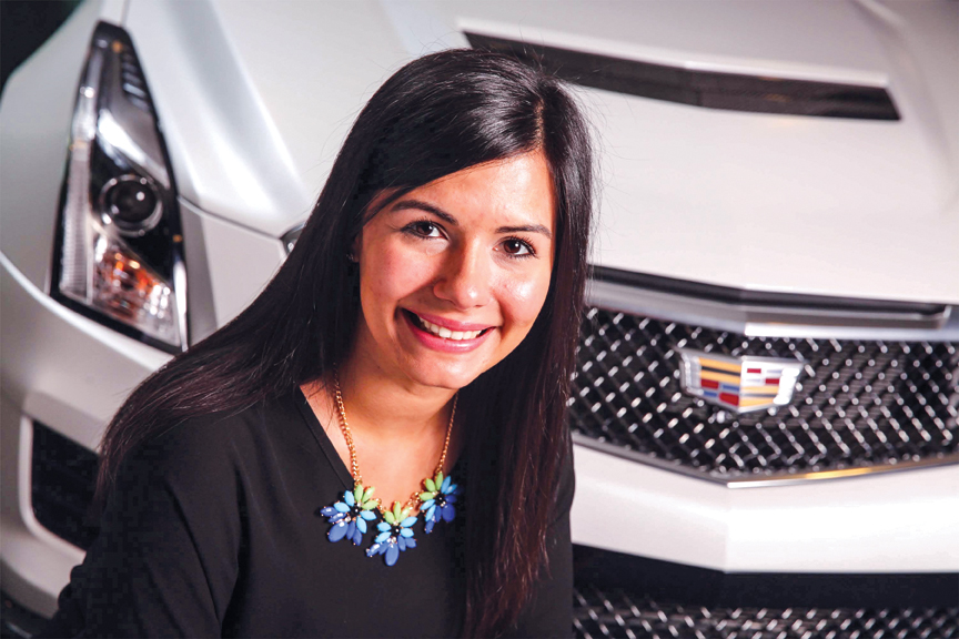 Keysha M. Camps Figueroa  - Assistant Program Engineering Manager, Autonomous VehiclesGeneral Motors