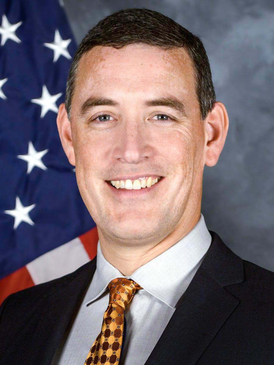 Brian P. Whalen - Capability Transition DivisionNational ReconnaissanceOffice