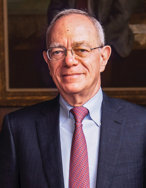 L. Rafael Reif, Ph.D. - PresidentMassachusetts Institute of Technology