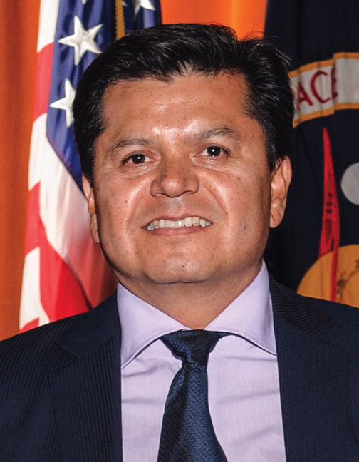 Andres Martinez - Program ExecutiveAdvanced Exploration Systems (AES) Division Human Exploration and Operations Missions DirectorateNASA Ames Research Center