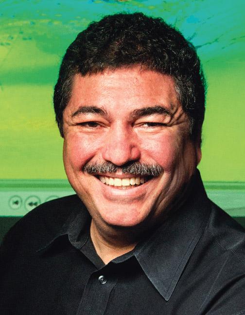 Ramon E.Lopez, Ph.D. - Professor, Department of Physics andCo-Director, UTeach ArlingtonUniversity of Texas at Arlington