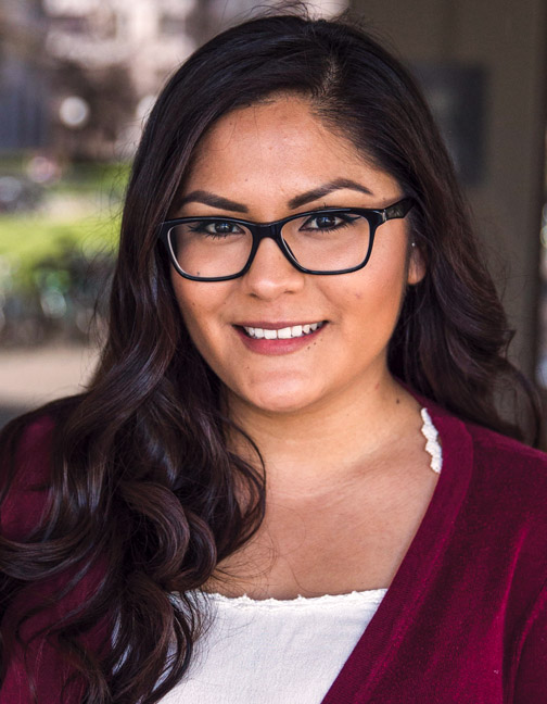Rosa E. Morales - Master's Degree CandidateAerospace EngineeringUniversity of Colorado BoulderThe Boeing Company Scholar