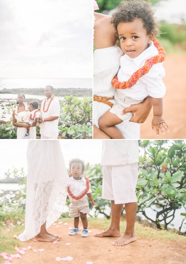 hawaii vow renewal by melissa wessel, vow renewal photographer