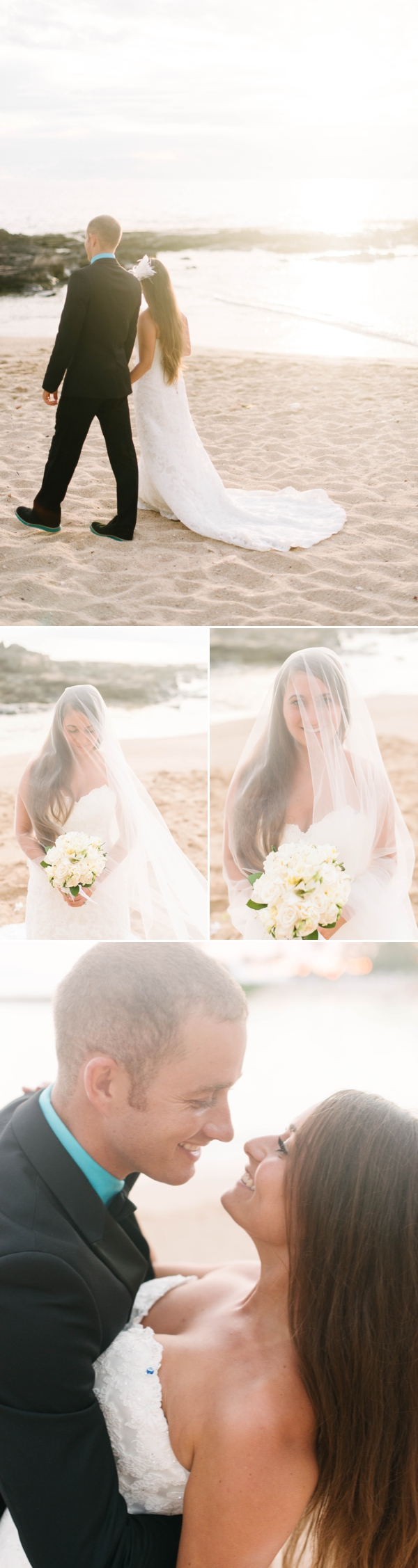 Elope to Ko Olina Beach Hawaii Photographer Melissa Wessel