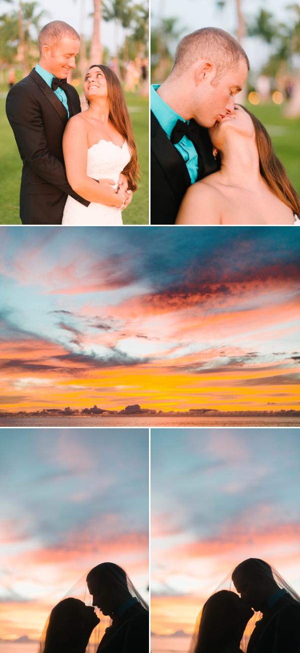 Hawaii Aulani Resort Beach Elopement Photographer Melissa Wessel