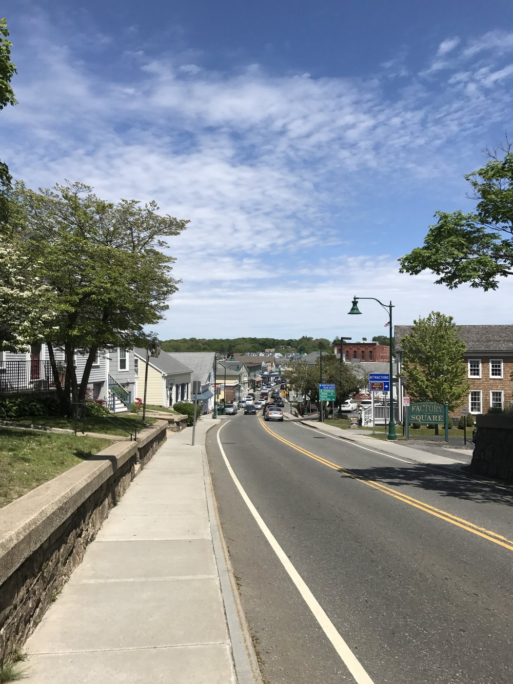 Steps to Downtown Mystic!