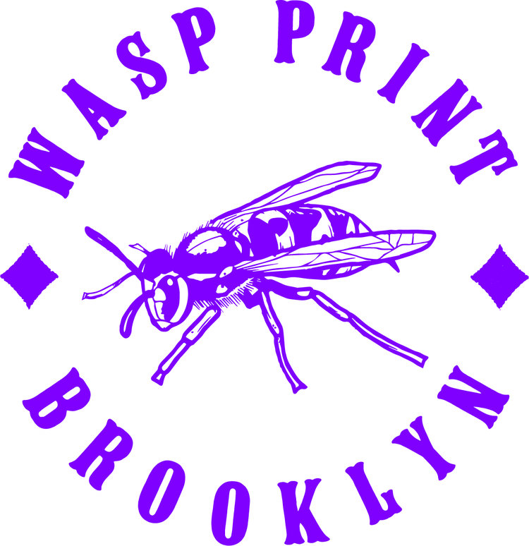 WASP POSTER AND PRINT