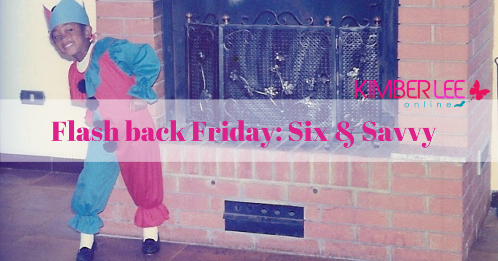 flash back friday six and savvy solopreneur kimber lee
