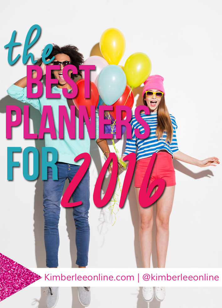 Time to get ready for 2016. Check this post out to find the best planners for women entrepreneurs to use for next year.