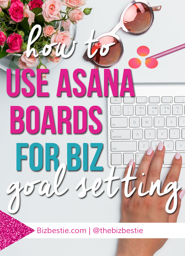 Learn how to use Asana boards for setting business goals.