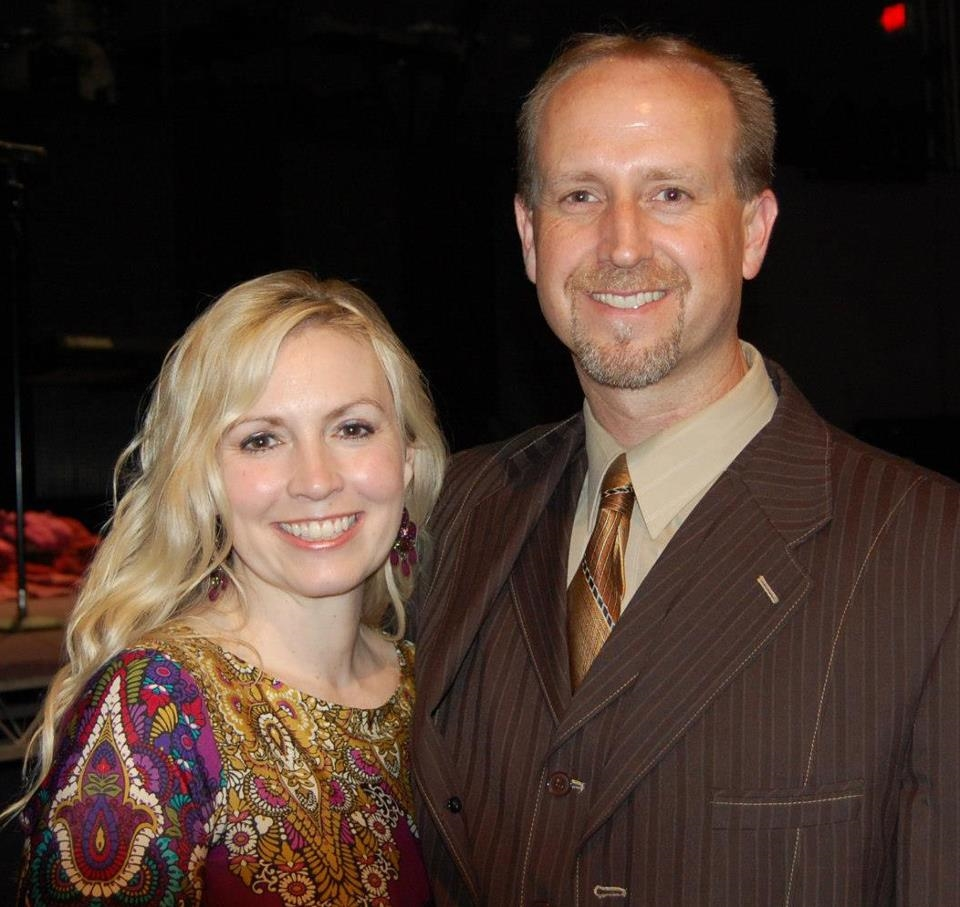 Dr. Tony & LaShea Colson,Pastors