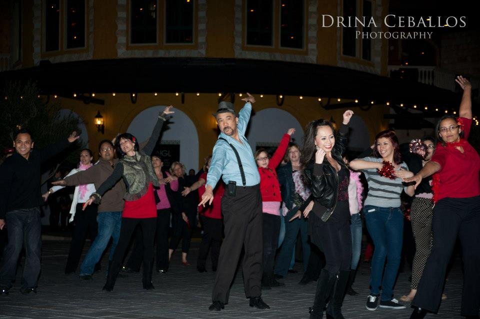 Tivoli Village Flash Mob