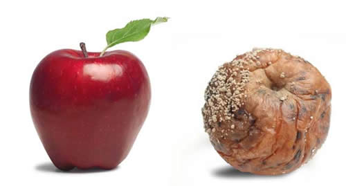 Not all Apples are equal!