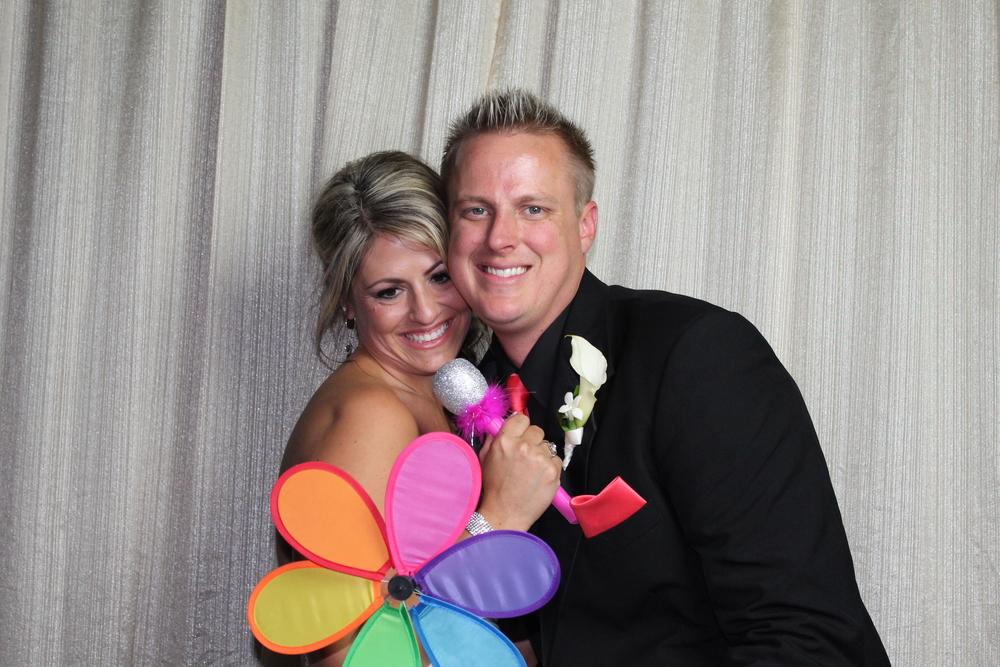 Courtney and Jeremy