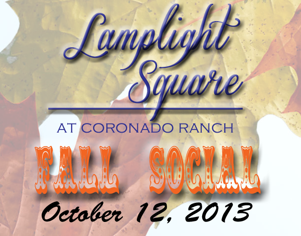 Lamplight Square Fall Social.