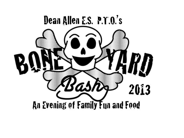 Dean Allen Elementary Bone Yard Bash 2013