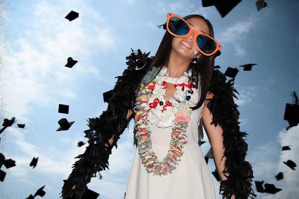 Kulani's Graduation