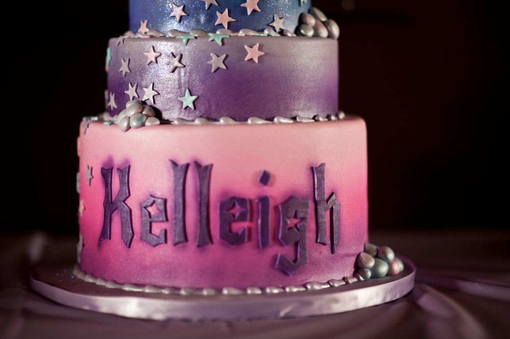 Kelleigh's 2nd Birthday Bash