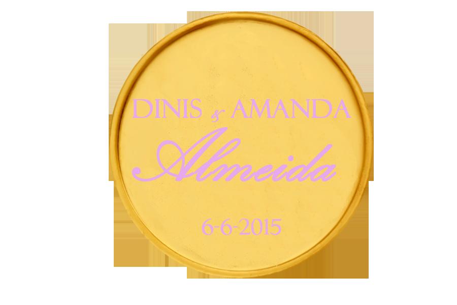 Dinis and Amanda