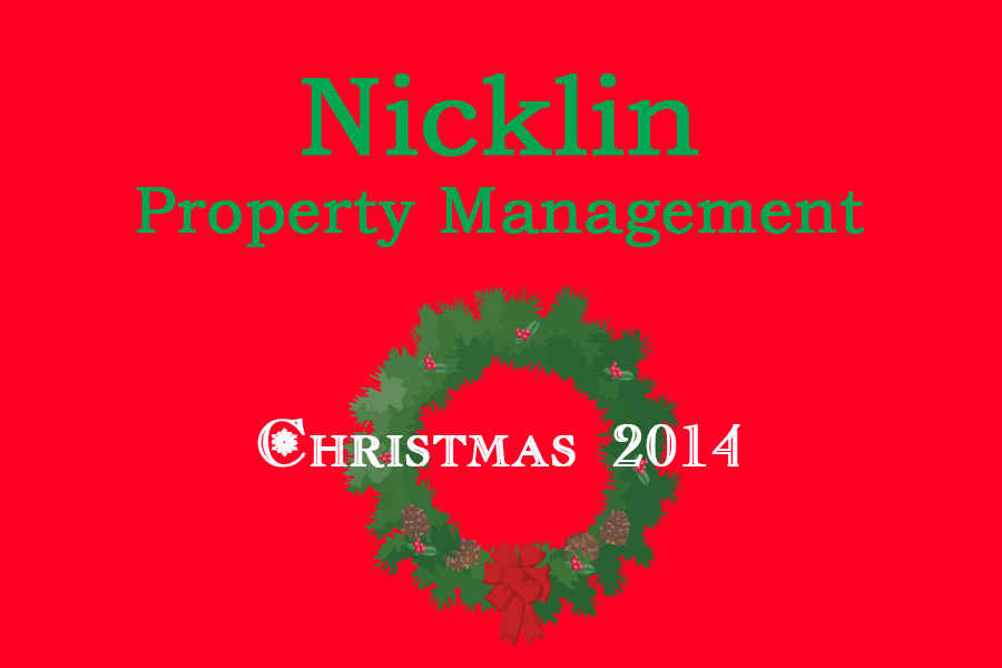 Nicklin Christmas Party