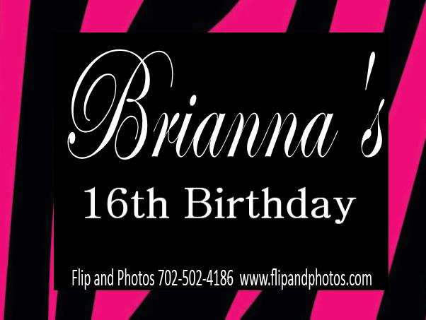 Brianna's 16 Birthday