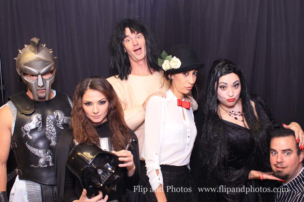 Donna and Patrick`s Halloween Party