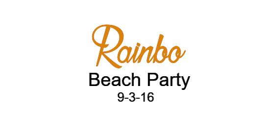 Rainbo Beach Party