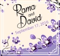 Rama and David