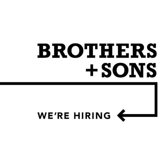 Full time furniture/cabinet maker in our Pelham, Ontario shop. info@brothersandsons.ca for more info.