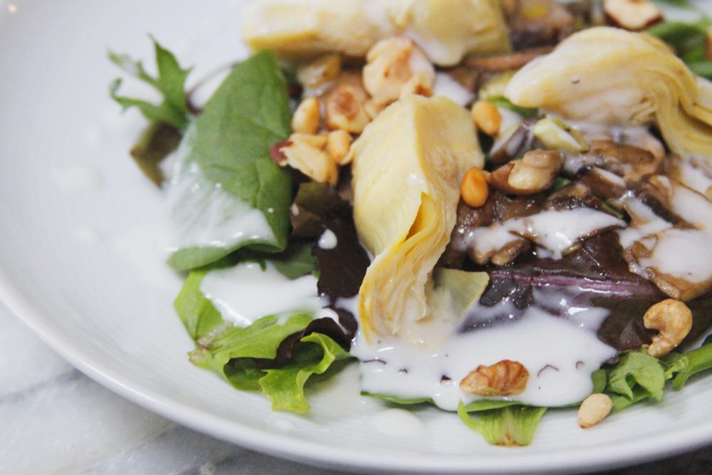 Fall Salad // Eat with (Em)