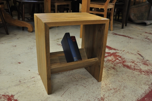 "Buku Side Table Price:  $295 16""W x 12""D x 18""H"