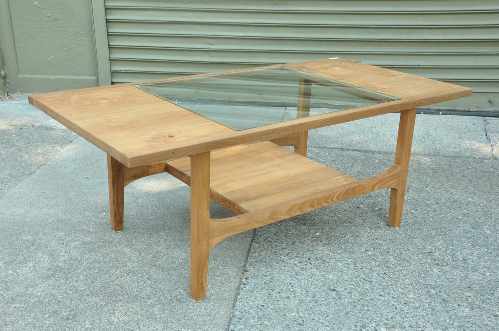"Kaca Coffee Table   48""W x 24""D x 18""H   Price: $596"