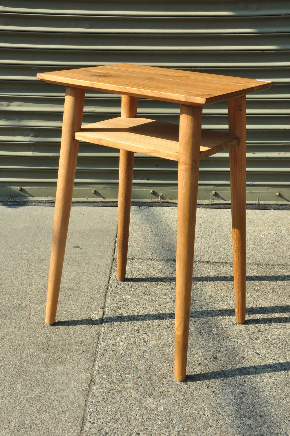 "Dapur Side Table    19.7""W x 16""D x 30""H   Price: $350"