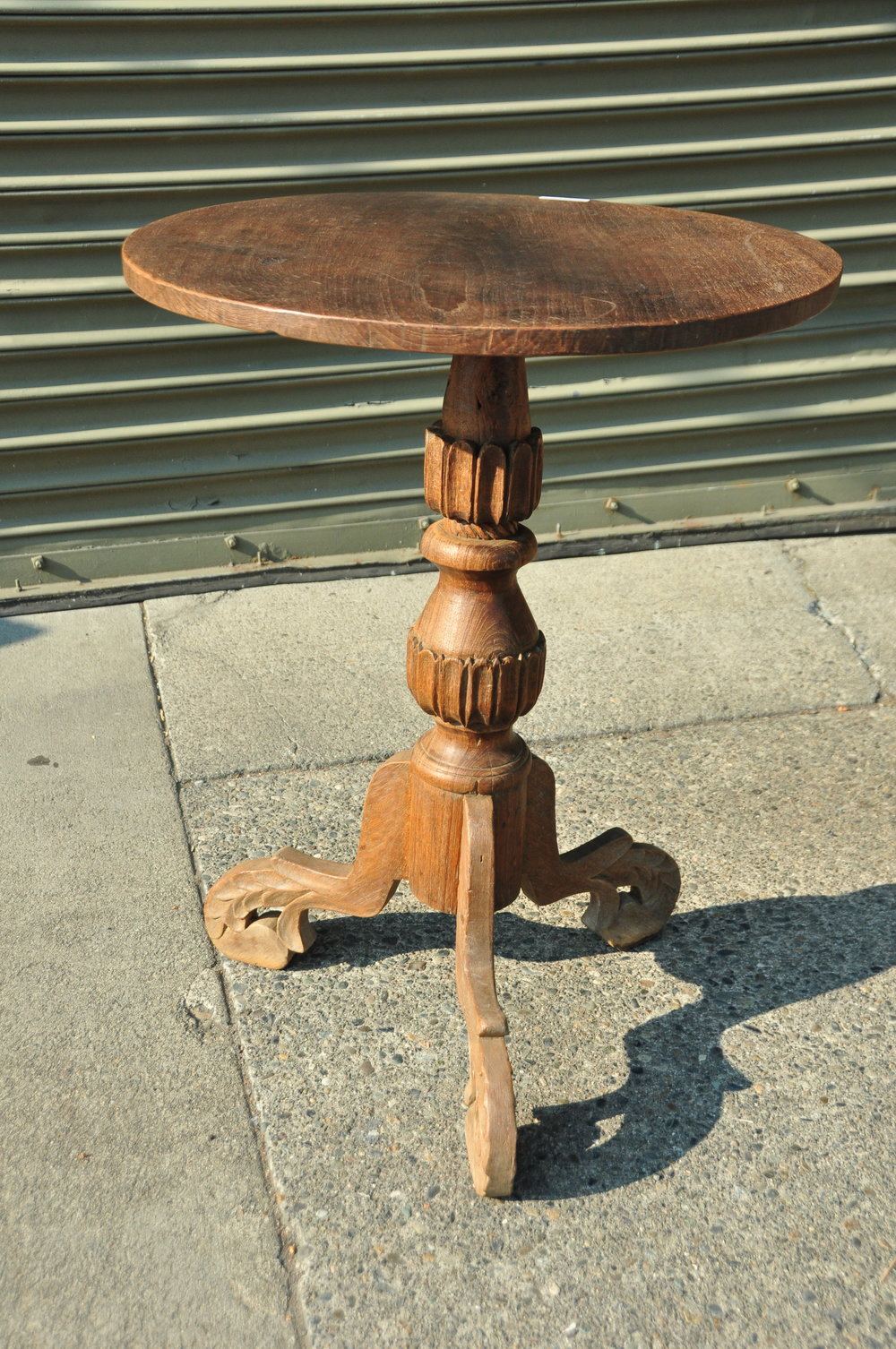 Small Javanese Side Table   Sizes vary   Price:   $145-$350