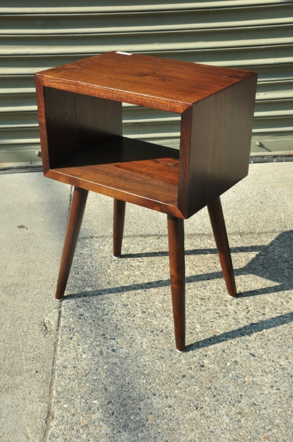 "Lancip Side Table    16""W x 12""D x 24""H       Price: $295"