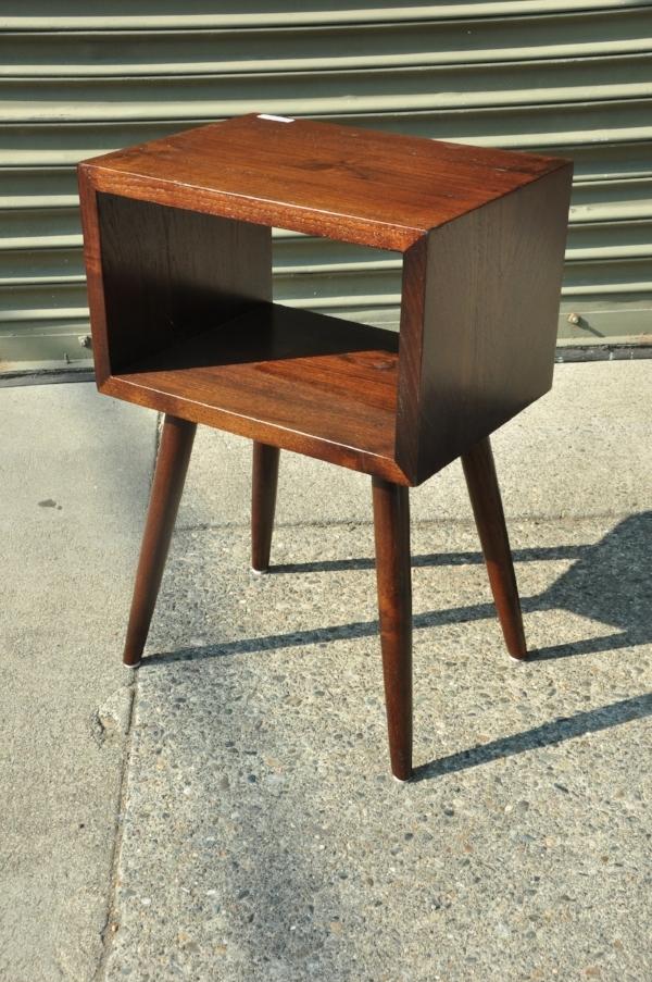 "Lancip Side Table     Price: $295   16""W x 12""D x 24""H"